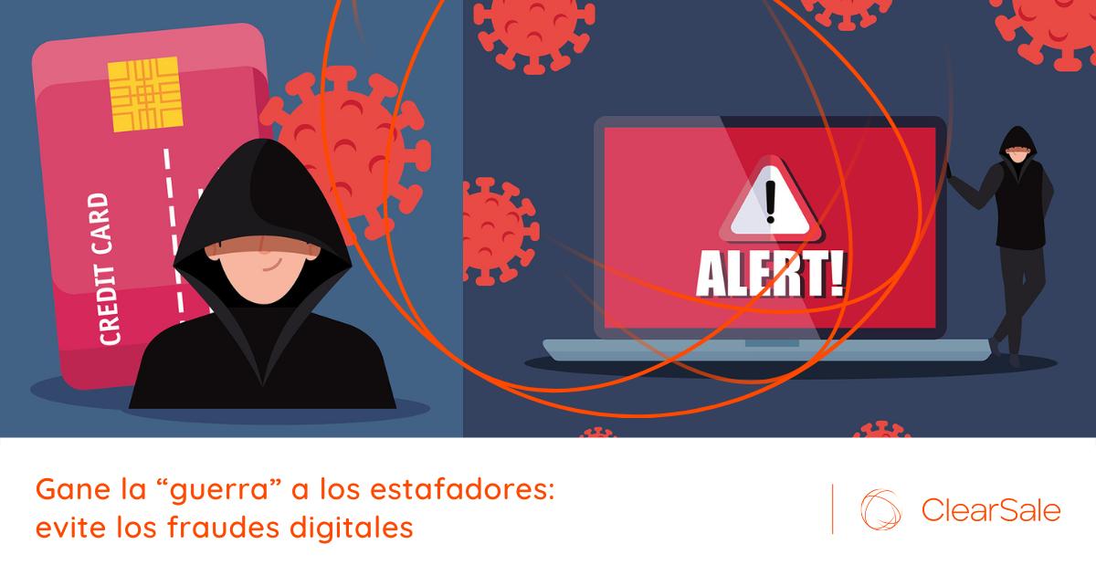 """Gane la """"guerra"""" a los estafadores: evite los fraudes digitales"""