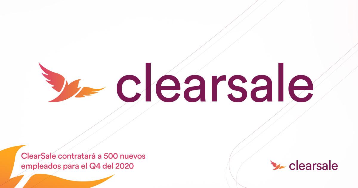 ClearSale contratará a 500 nuevos empleados para el Q4 del 2020